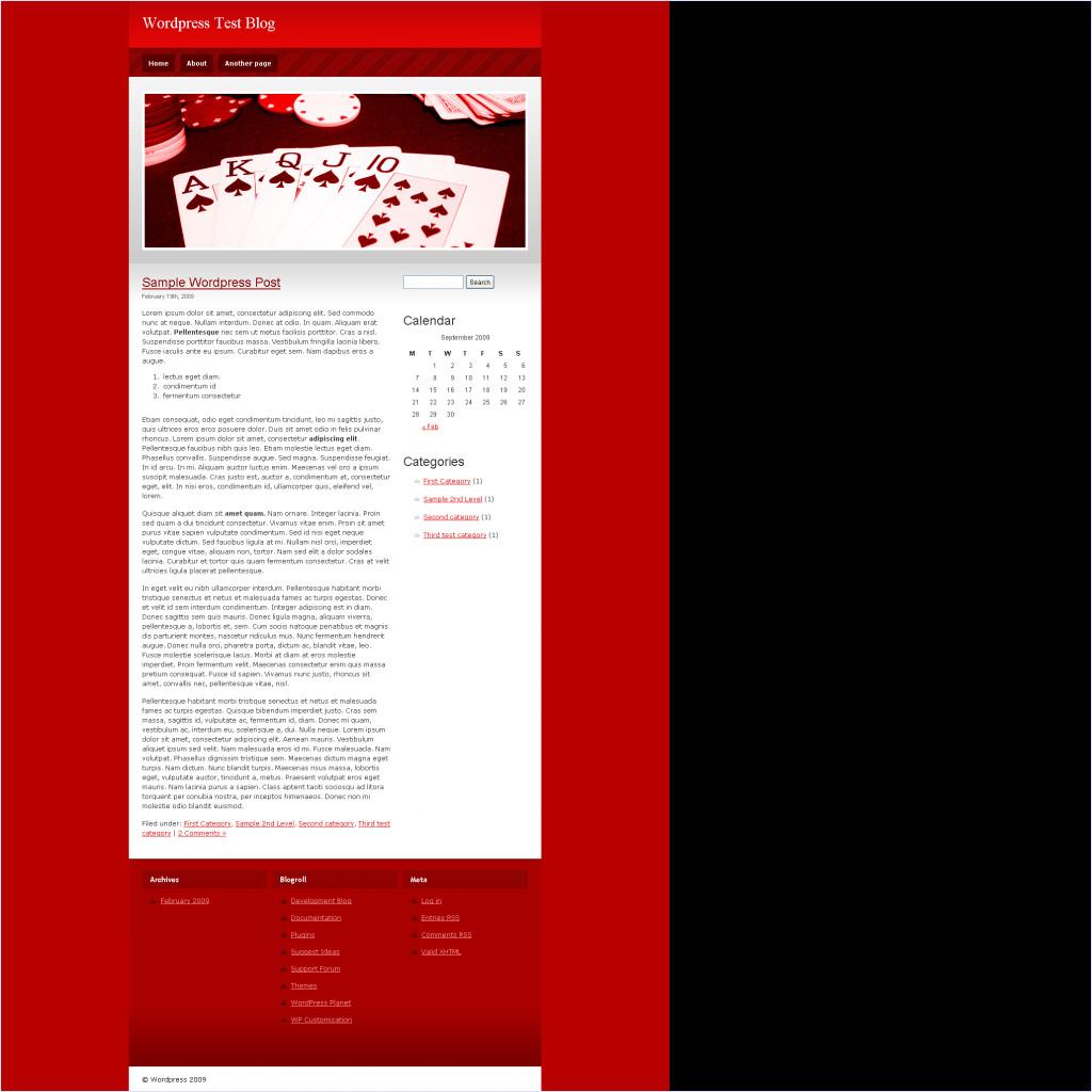 download Poker theme